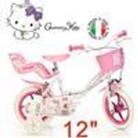 Dino Bikes Charmmy Kitty 12''