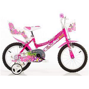"""Dino Bikes Flappy 14"""" (146R-02)"""