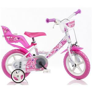 Dino Bikes Little Heart 12 Pollici