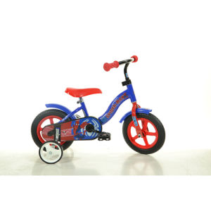 Dino Bikes Spiderman 10""