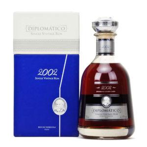 Diplomatico single vintage rum 2002