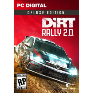 Codemasters DiRT Rally 2.0 Deluxe Edition