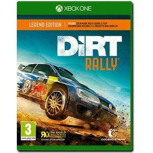 Codemasters DiRT Rally Legend Edition