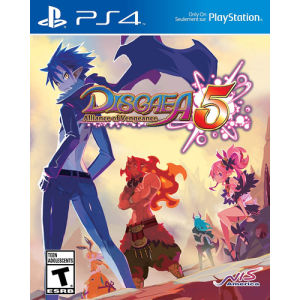 NIS America Disgaea 5: Alliance Of Vengeance