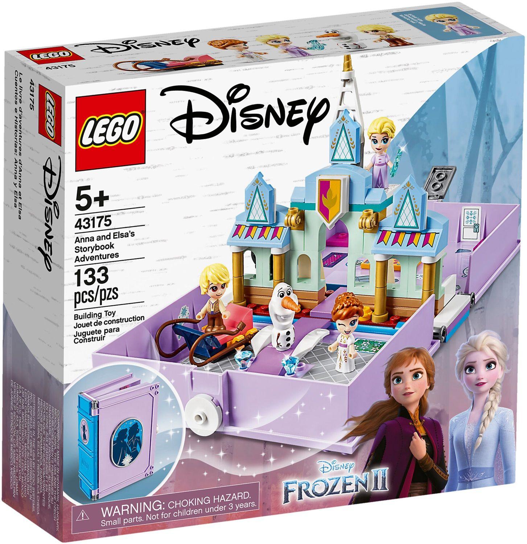 Lego Disney 43175 Il libro delle fiabe di Anna ed Elsa