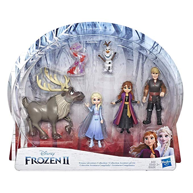 Disney Frozen 2 Mini Figure personaggi assortiti
