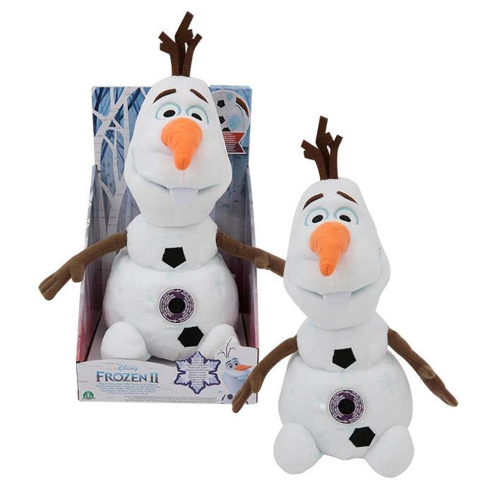 Colore Turchese John Hopper Anna Elsa Palla per Saltare Kangaroo per Bambini Frozen 2 Disney 45-50 cm 59534