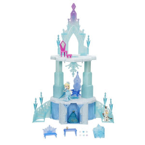 Disney Frozen Small Doll Il Castello Magico