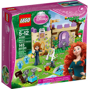 Lego Disney Princess 41051 Merida agli Highland Games
