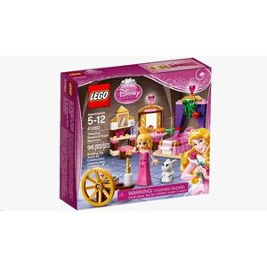Lego Disney Princess 41060 La Camera Reale di Aurora