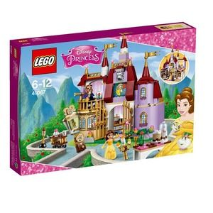 Lego Disney Princess 41067 Il castello incantato di Belle