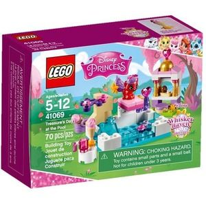 Lego Disney Princess 41069 Giornata in piscina di Treasure