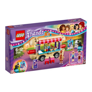 Lego Disney Princess 41129 Il furgone degli hot dog del parco divertimenti