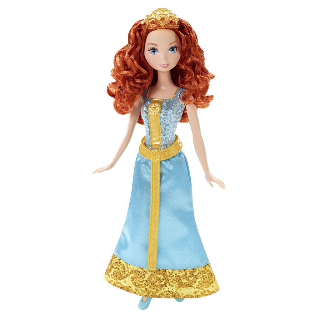 Disney Princess Merida Principessa Scintillante