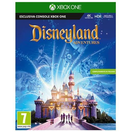 Microsoft Disneyland Adventures