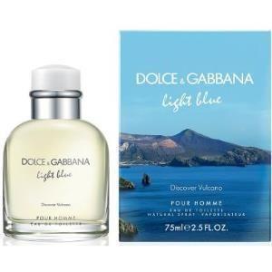 Dolce gabbana light blue discover vulcano 125ml