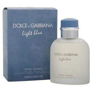 Dolce gabbana light blue pour homme eau de toilette 125ml