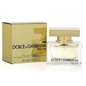 finest selection 3b905 55dfb Dolce & Gabbana The One Eau de Parfum 30ml