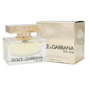 Dolce & Gabbana The One Eau de Parfum 75ml