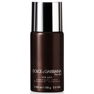 Dolce & Gabbana The One for Men Deodorante spray 150ml