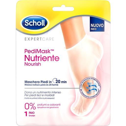 Dr. Scholl Pedimask Nutriente 1paio