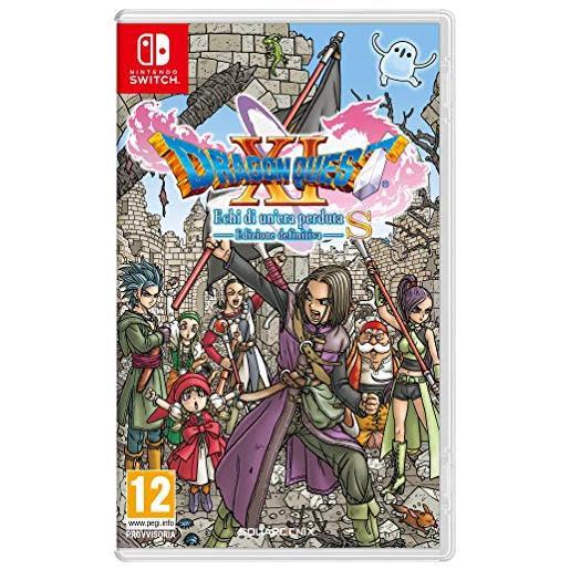 Square Enix Dragon Quest XI S: Echi di un'era perduta - Definitive Edition