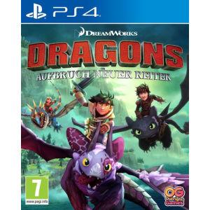 Outright Games Dragons: l'Alba dei Nuovi Cavalieri
