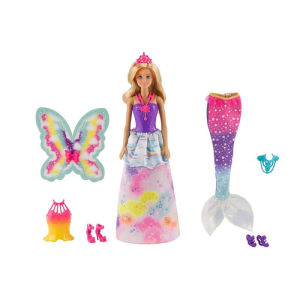 Barbie Dreamtopia Moda da Favola