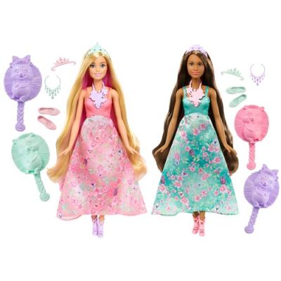 Barbie Dreamtopia Principessa Chioma Colorata