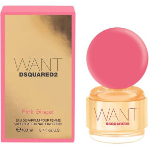 Dsquared2 Want Pink Ginger 50ml