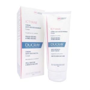 Ducray Ictyane Crema Emoliente Idratante 200ml