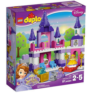 Lego Duplo 10595 Il Castello Reale di Sofia the First