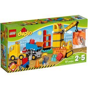 Lego Duplo 10813 Grande cantiere