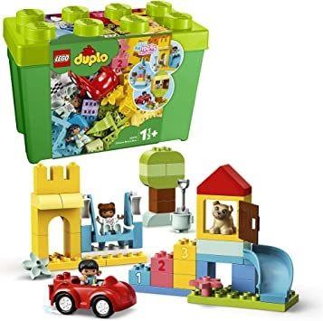Lego Duplo 10914 Contenitore di mattoncini grande