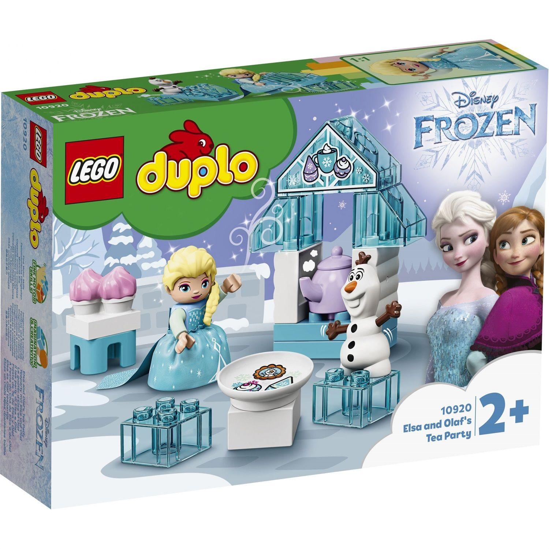 Lego Duplo 10920 Il tea party di Elsa e Olaf