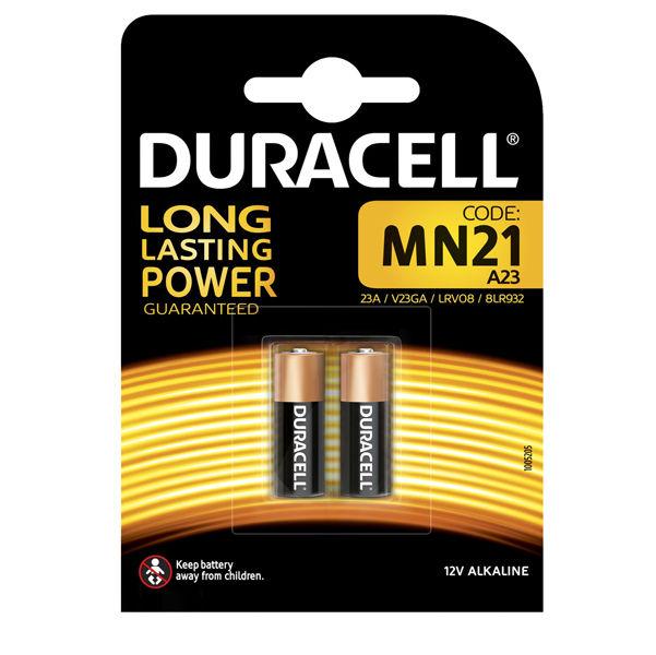 Duracell MN21 12V A23 (2 pz)