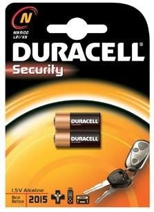 Duracell Security LR1 N (2 pz)