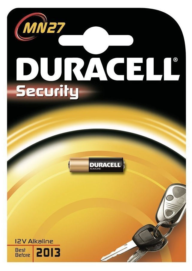 Duracell Security MN27 (1 pz)