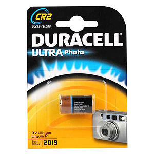 Duracell Ultra Photo CR2 (1 pz)