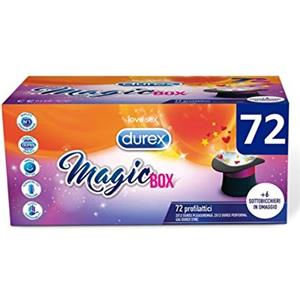 Durex Magic Box (72 pz)