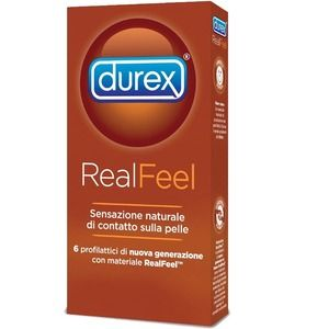 Durex Real Feel (6 pz)