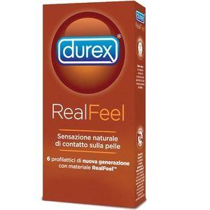 Durex realfeel preservativi