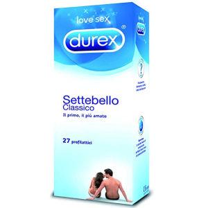 Durex Settebello Classico (27 pz)