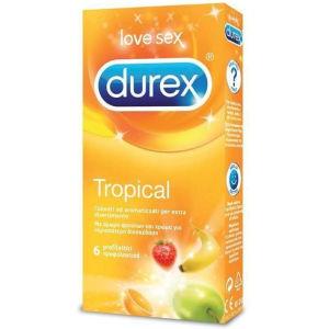 Durex Tropical (6 pz)