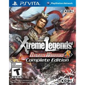 Koei Tecmo Dynasty Warriors 8: Xtreme Legends Complete Edition