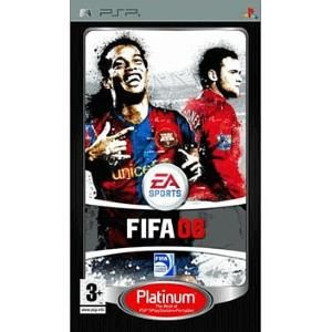Electronic Arts FIFA 08 Platinum