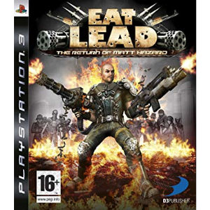 D3 Publisher Eat Lead: The Return of Matt Hazard