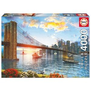 Educa Ponte Brooklyn 4000 pz