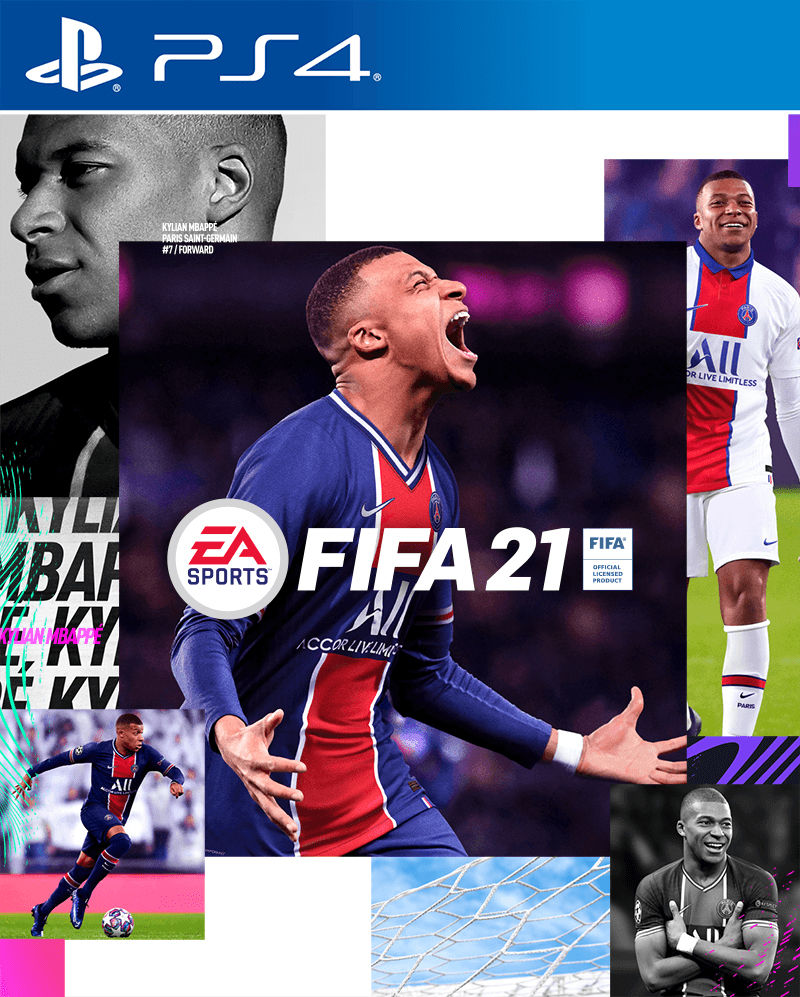 Electronic Arts FIFA 21 PS4