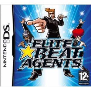 Nintendo Elite Beat Agents